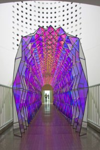 One Way Color Tunnel, 2007