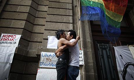Mexico Is More Progressive Than The U. S. When It Comes To.