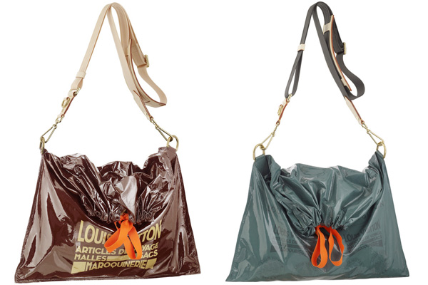 Louis Vuitton Trash Bags Gallery Louis Vuitton Now Even Makes Trash Bags Look Really Fabulous MADISON